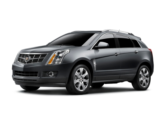 2010 Cadillac SRX Crossover - Kurt Rodgers, Moore Cadillac in Chantilly